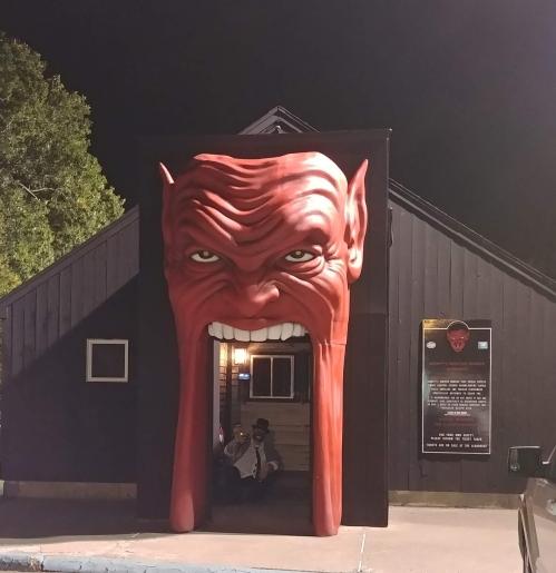 Barrett's Devil