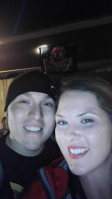 Hellscream Selfie
